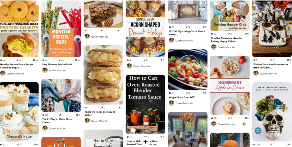 Make sure to check out my Happy Now Link-up Pinterest Board!