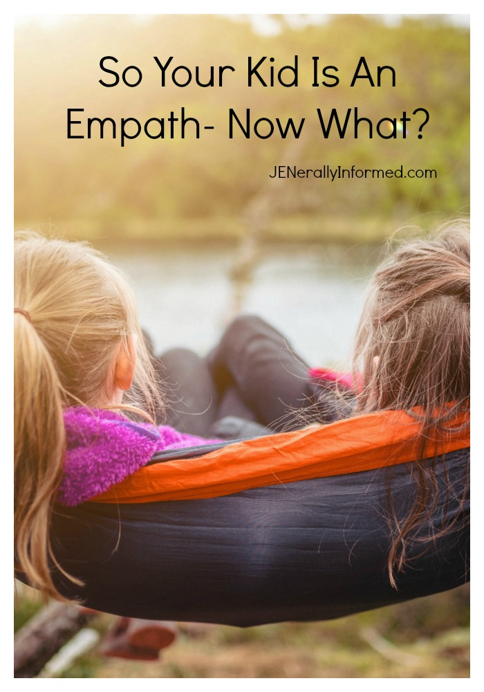 So your kid is an #empath- now what? It's time we start talking.